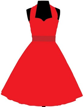 puka saya vestido guinda quechua