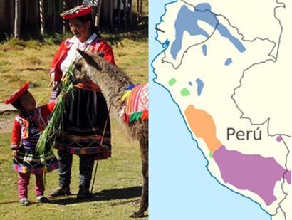 quechua se habla en regiones del peru