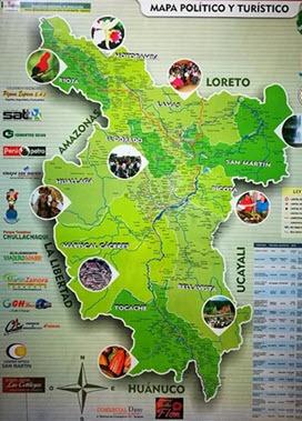 Region San Martin - Peru